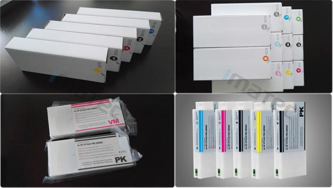 Ultrachrome Pigment Ink Stylus Pro 9900 Compatible Printer Cartridges