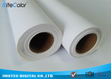 चीन Poly - Cotton Blend Inkjet Cotton Canvas , Waterproof Canvas Printer Paper आपूर्तिकर्ता