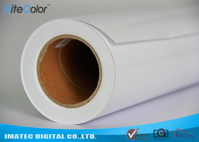 Clear Waterproof Inkjet Matte PP Synthetic Paper 8 Mil for Pigment Ink आपूर्तिकर्ता