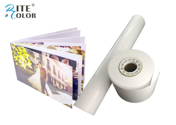 Rc Micro Porous Luster Resin Coated Photo Paper 260gsm For Ink Jet Printing