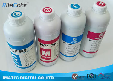 चीन Ultrachrome K3 Ink Pigment Wide Format Inks 1L Per Bottle For Epson 9900 वितरक